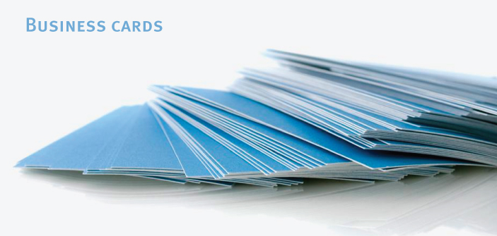Business Card Printing Dandenong, Lynbrook, Narre Warren - Flyers, Banners, Stickers